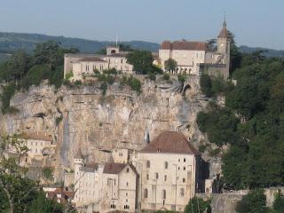 rocamadour lot sanctuaire marial
