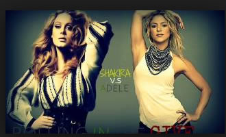 Will Shakira sue Adele for plagiarism