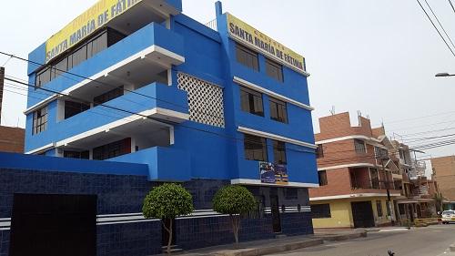 Escuela SANTA MARIA DE FATIMA - San Martin de Porres