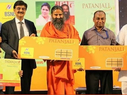 Patanjali Sim Card and Plans