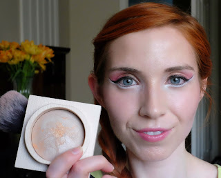 Kide Cosmetics Y Gold Highlighter