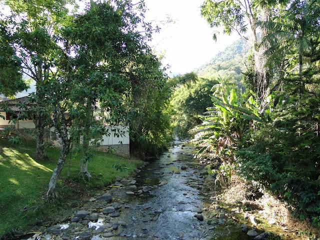 Rio em Lumiar