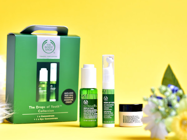 The Body Shop - The Drops of Youth Collection