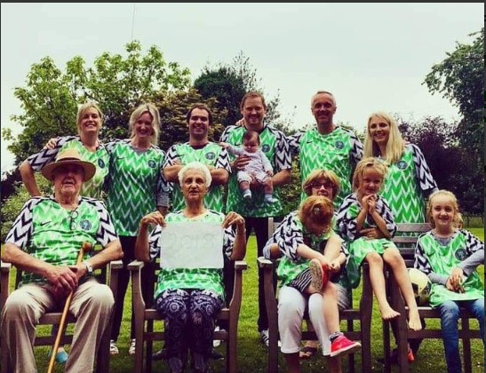 2018 FIFA World Cup: Nigeria Jersey Voted as the Best