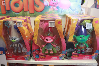 Geekmatic Toy Expo 2016 Trolls