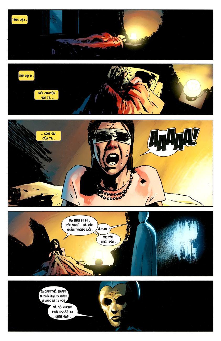 X-Men Necrosha chap 1 trang 43