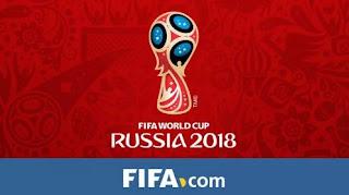 Jadwal Piala Dunia Senin 18 Juni 2018 - Siaran Langsung Trans TV