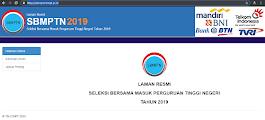 Jadwal Dan Syarat Pendaftaran SBMPTN 2019
