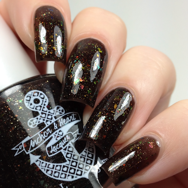 Anchor & Heart Lacquer-Snow's Sanctuary