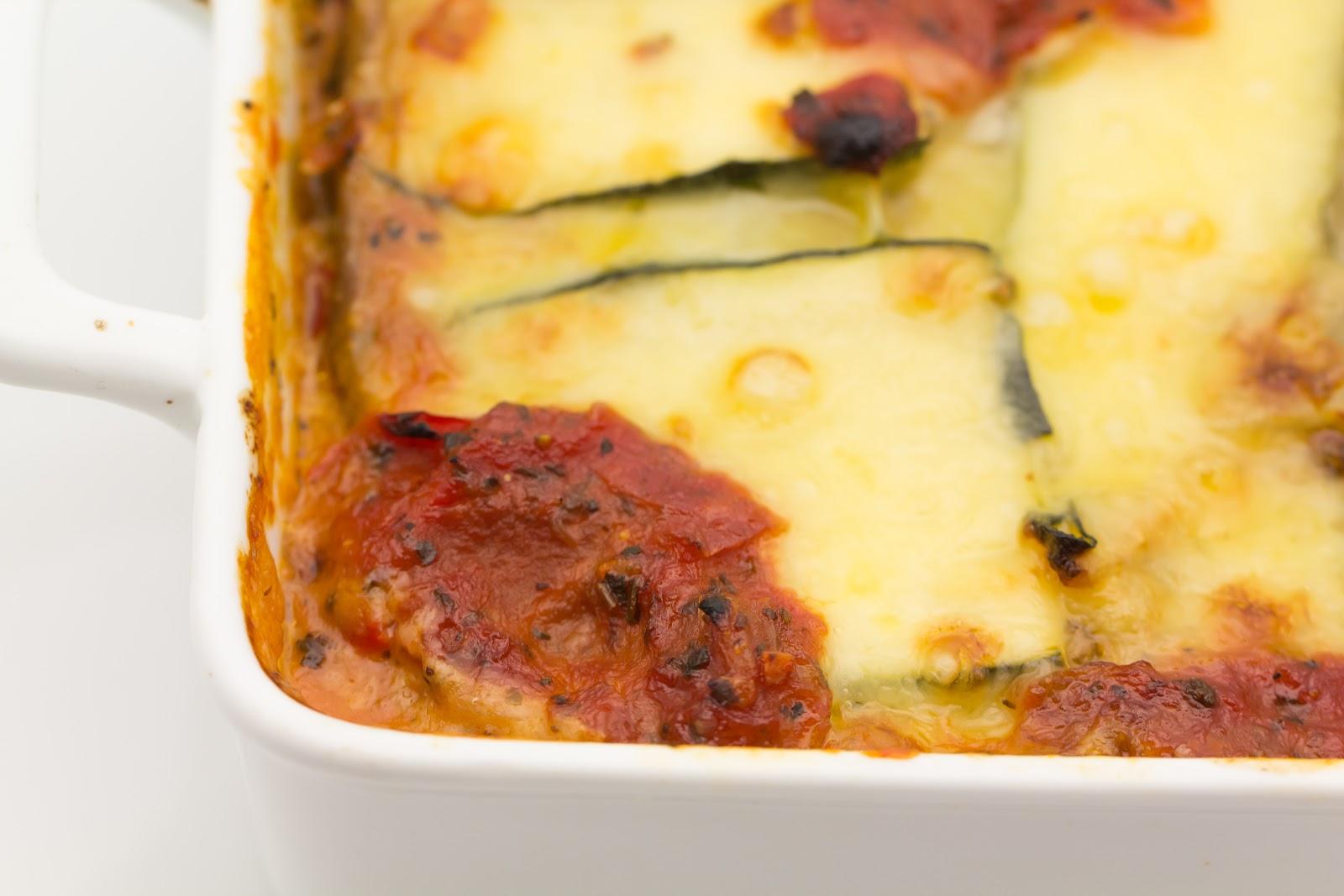 öppen lasagne zeta