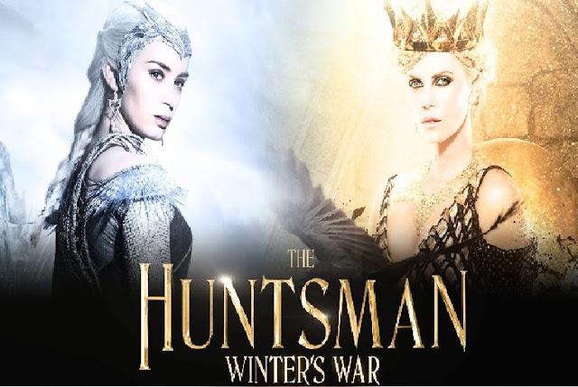 The Huntsman Winters War فيلم حرب هنتسمان مترجم  (مشاهدة مجانية)