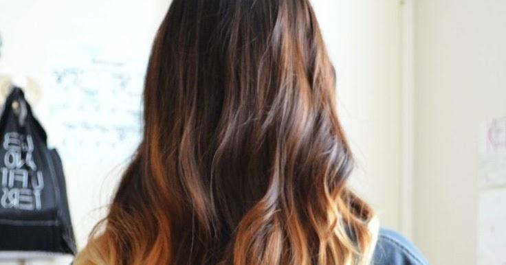 Gaya Rambut Pendek Ombre Surat Mip