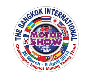 Bangkok International Motor Show là triển lãm xe lớn và uy tín nhất trong khu vực