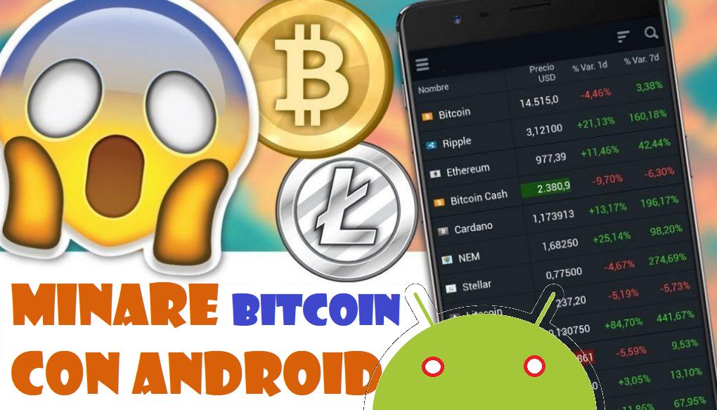 migliore app android per la negoziazione bitcoin