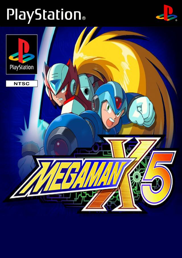 download megaman x4 ps1 pt br