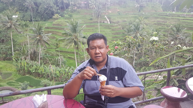 Teras Sawah Tegalalang Bali