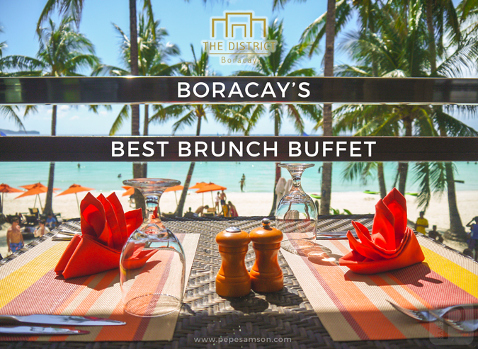 Here's Where You Should Go for the Best Brunch Buffet in Boracay