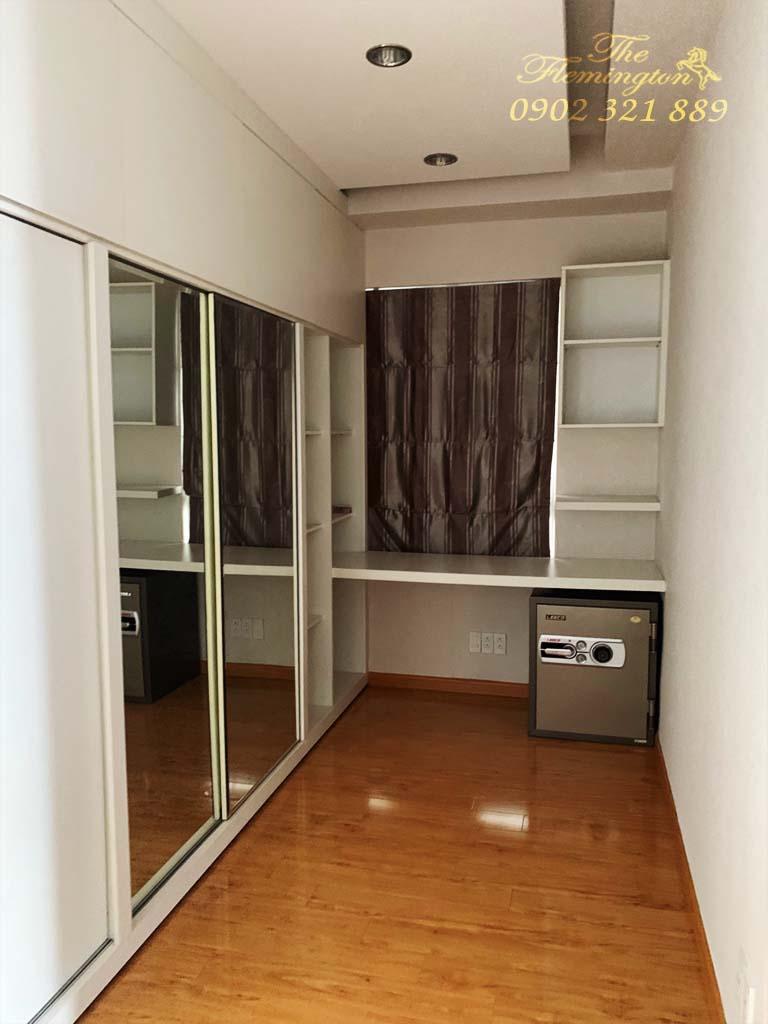 Flemington cho thuê căn hộ 2PN + 1 phòng làm việc tầng 18 - hình 4
