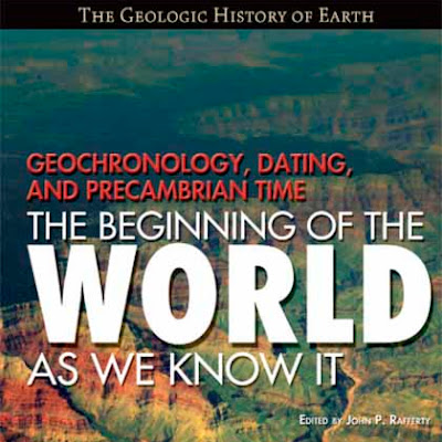The beginning of the world as we know it  geochronology