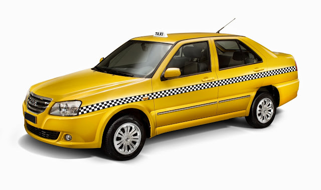 Yello Taxi Service from Paris Taxi