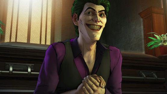 Batman The Enemy Within Episode 1 screenshot 3