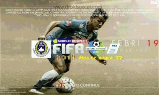 FTS 17 Mod League 1 Persib Bandung Android