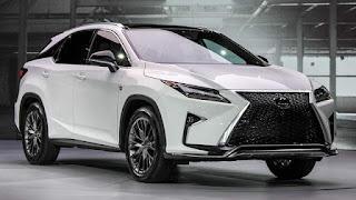 Lexus RX 350 2019: refonte, date de sortie, spécifications