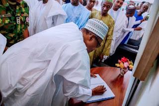 I Will Immortalize Shagari - Buhari