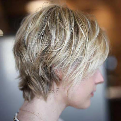 Short-Haircut-for-Women-with-Fine-Hair