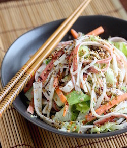 kani salad japanese crab salad recipe by seasonwithspice.com