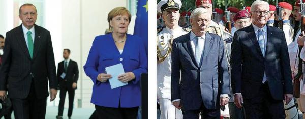 """Νέο τουρκικό """"φιτίλι"""" στο μεταναστευτικό"""