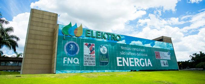 92f905190 A Elektro lança Chamada Pública para seleção de projetos de eficiência  energética contemplando consumidores das classes residencial (condomínios)