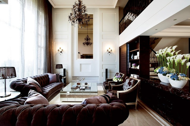 Decorating Ideas For Living Rooms With High Ceilings And White Curtains