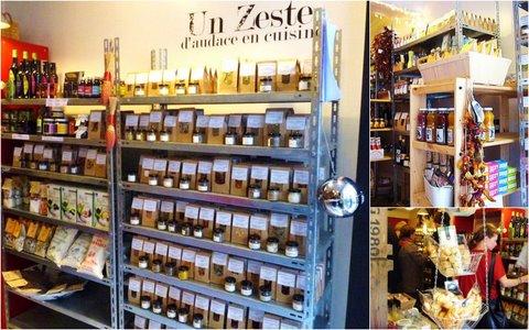 Mes Adresses   L Epicerie de Bruno - 30, rue Tiquetonne - Paris 2 ... edc6d4feb9f