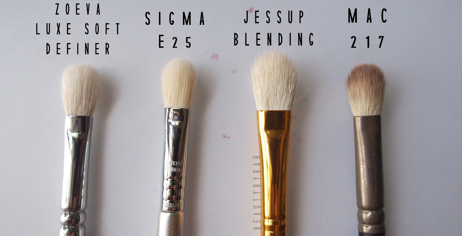 Jessup Purple and Gold 15 Pieces Brush Set from Ebay Review