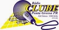 Rádio Clube Pontagrossense AM de Ponta Grossa PR ao vivo