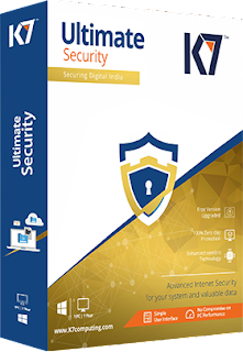 K7 Ultimate Security 2018 Review and Download