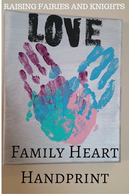 http://www.raisingfairiesandknights.com/family-heart-handprint/