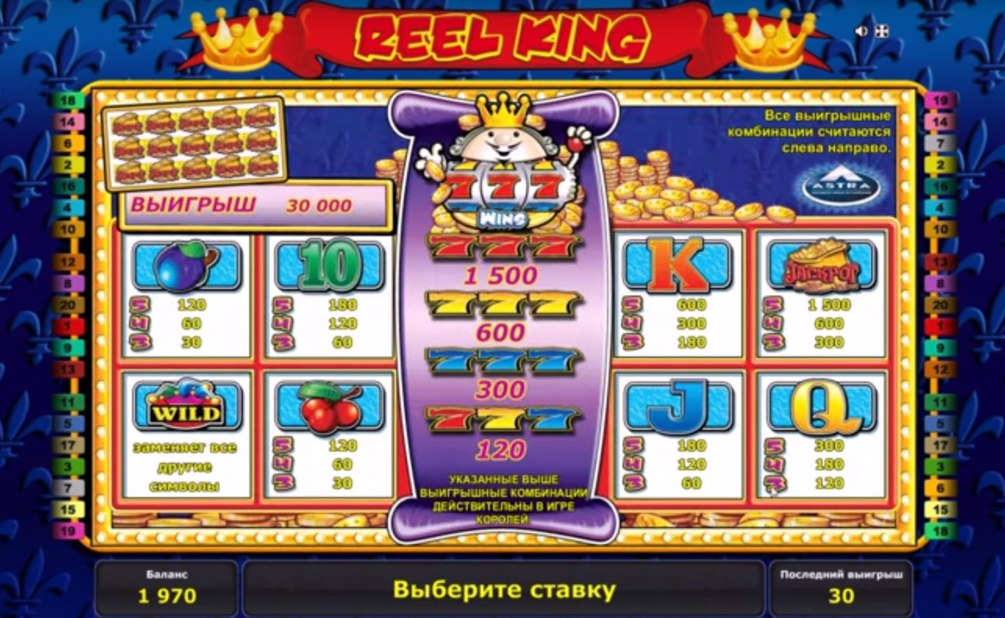 Без депозитні бонуси від казино