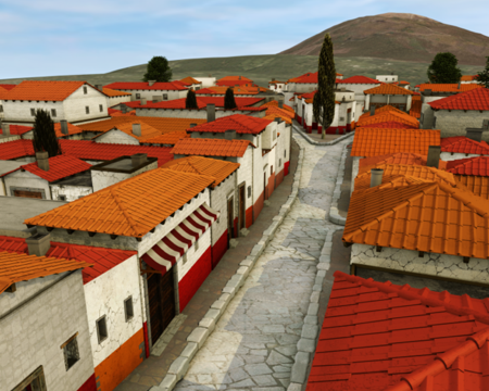 A City in a Browser with CityEngine – As Seen Through PeriVisioN