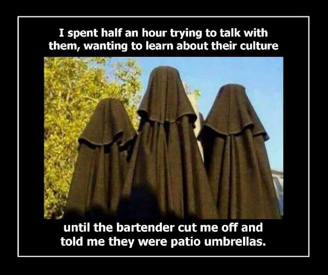 Learning About Muslim Culture Funny Meme Picture