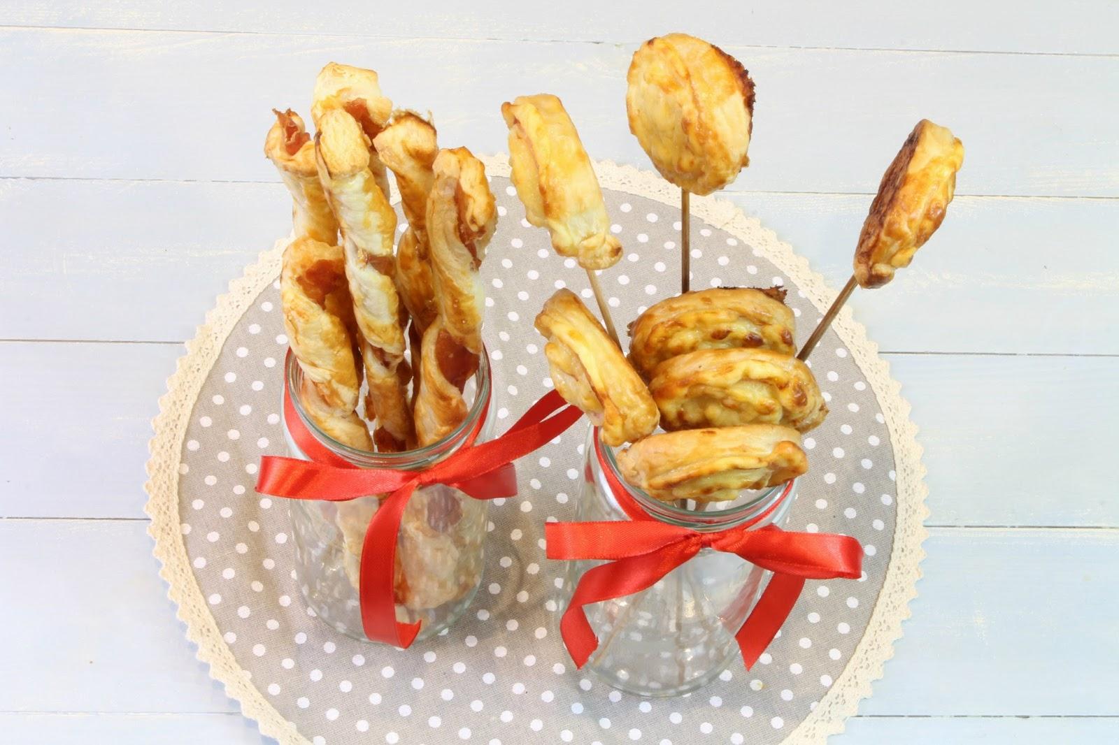 2 aperitivos f ciles y r pidos con hojaldre saltando la - Entrantes navidenos ...