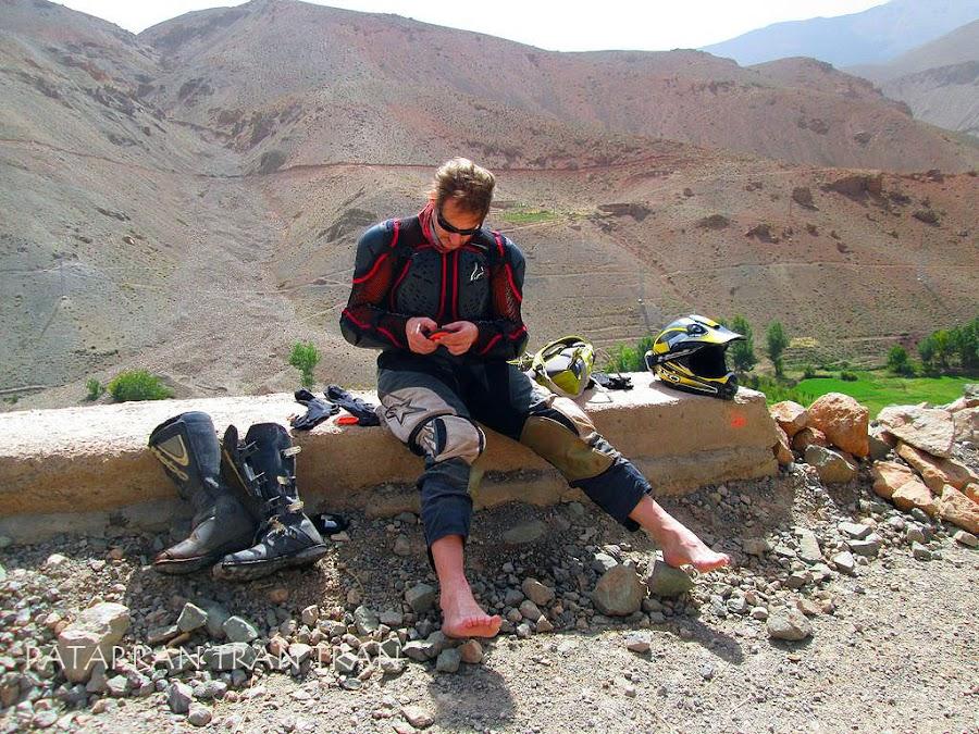 DRZ400. Trail Forever por el Atlas Marroquí. Dia 3