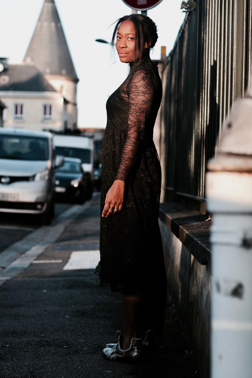 robe-noire-dentelle