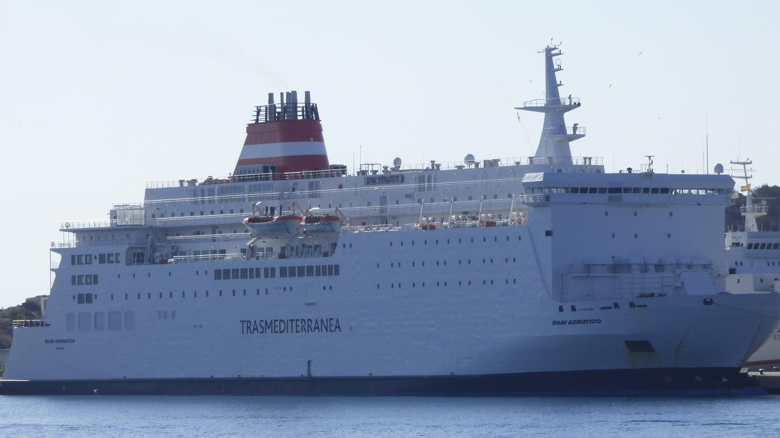 Ferrybalear septiembre 2015 for Oficina balearia ibiza