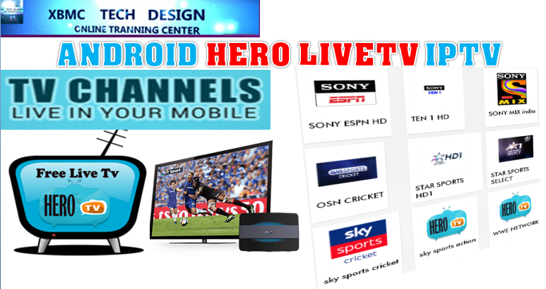 Download Free HeroLiveTV IPTV APK- FREE (Live) Channel Stream Update(Pro) IPTV Apk For Android Streaming World Live Tv ,TV Shows,Sports,Movie on Android Quick Free HeroLiveTV PRO Beta IPTV APK- FREE (Live) Channel Stream Update(Pro)IPTV Android Apk Watch World Premium Cable Live Channel or TV Shows on Android
