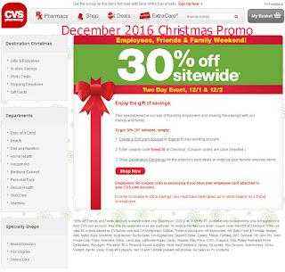 Cvs Pharmacy coupons december