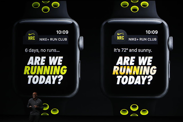 Apple Watch 2 Series Nike+ Edition Announced on Oct 28