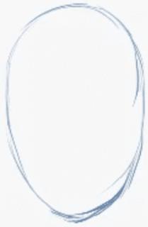 perfect girl sketch art