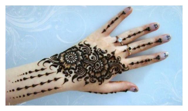 Latest Eid Mehandi Designs Collection 2015-2016